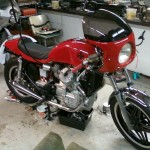 Dale's 1982 Honda CX500 Cafe Racer Project