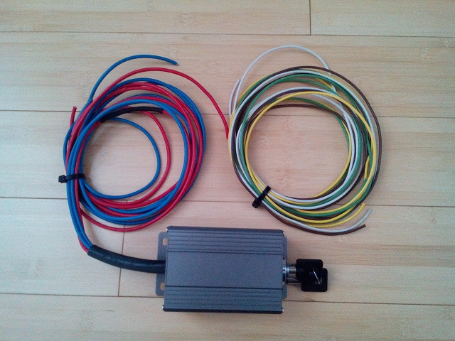 Wiring Harness Builder : Generic wiring harness from c performance utah cafe racer