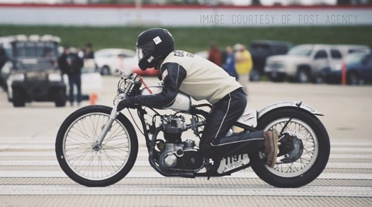 BSA Land Speed Bike