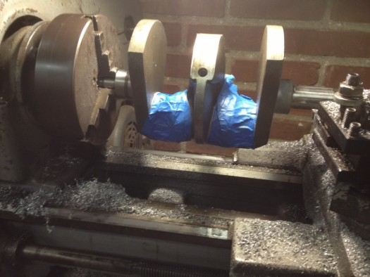 Old Lathes do the trick