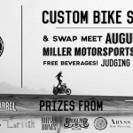 Custom Bike Show And Swap Meet Tomorrow!