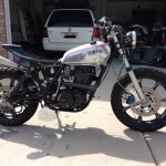 Dan's XT500 Tracker Conversion